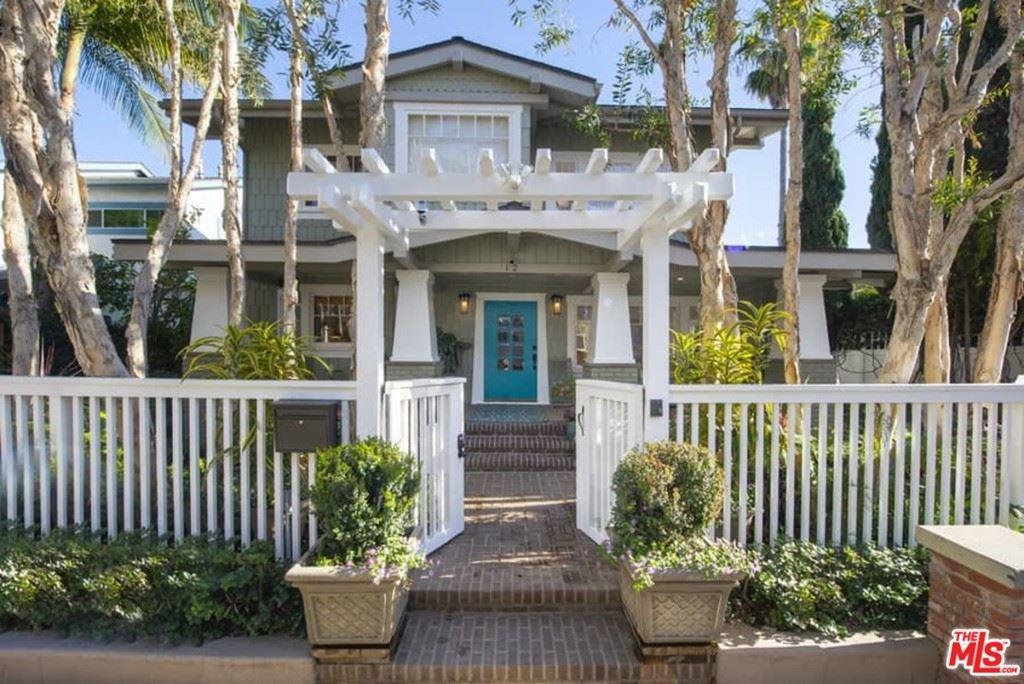 12 Seaview Terrace, Santa Monica, CA 90401 - MLS#: 21773170