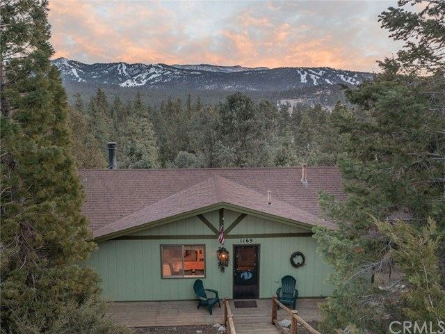 1169 Green Mountain Drive, Big Bear City, CA 92314 - MLS#: EV21071170