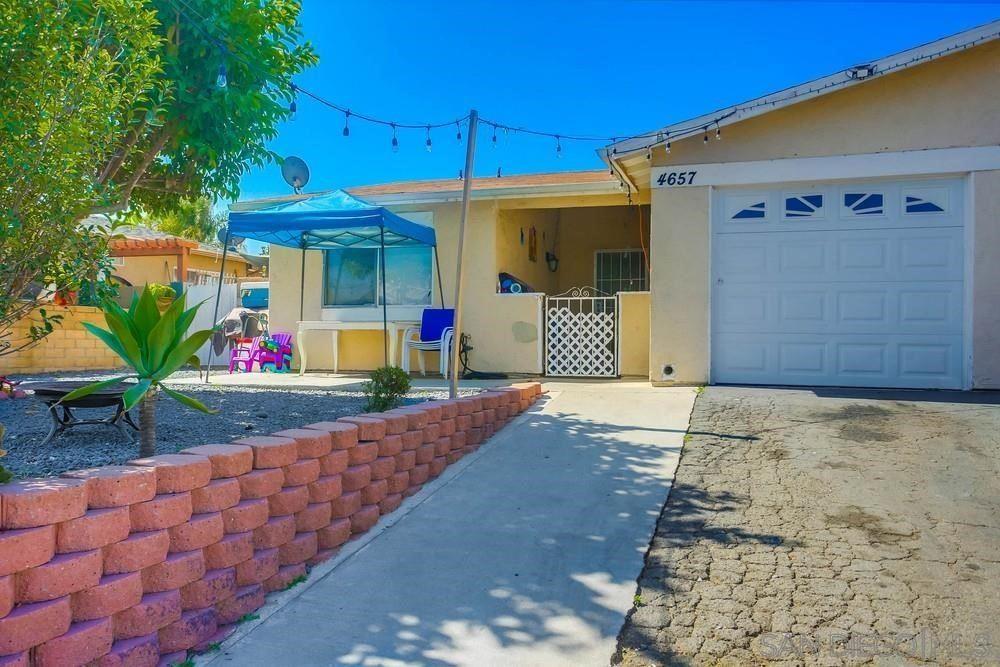 4657 Calle Del Palo, Oceanside, CA 92057 - MLS#: 210021171