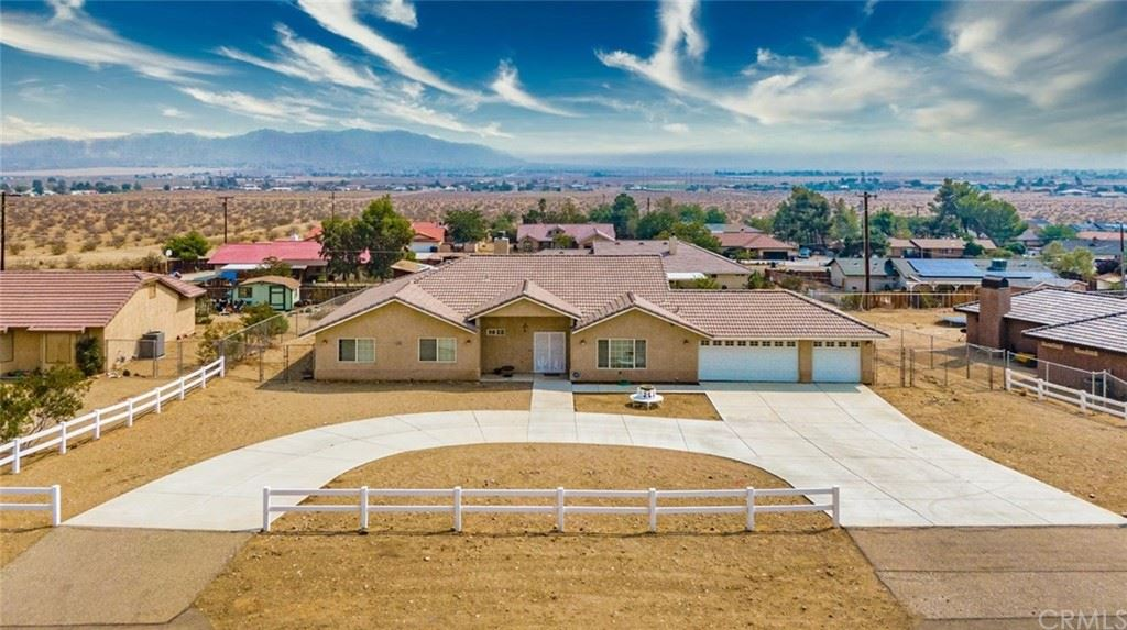 16409 Shenandoah Rd, Apple Valley, CA 92307 - MLS#: CV21221171