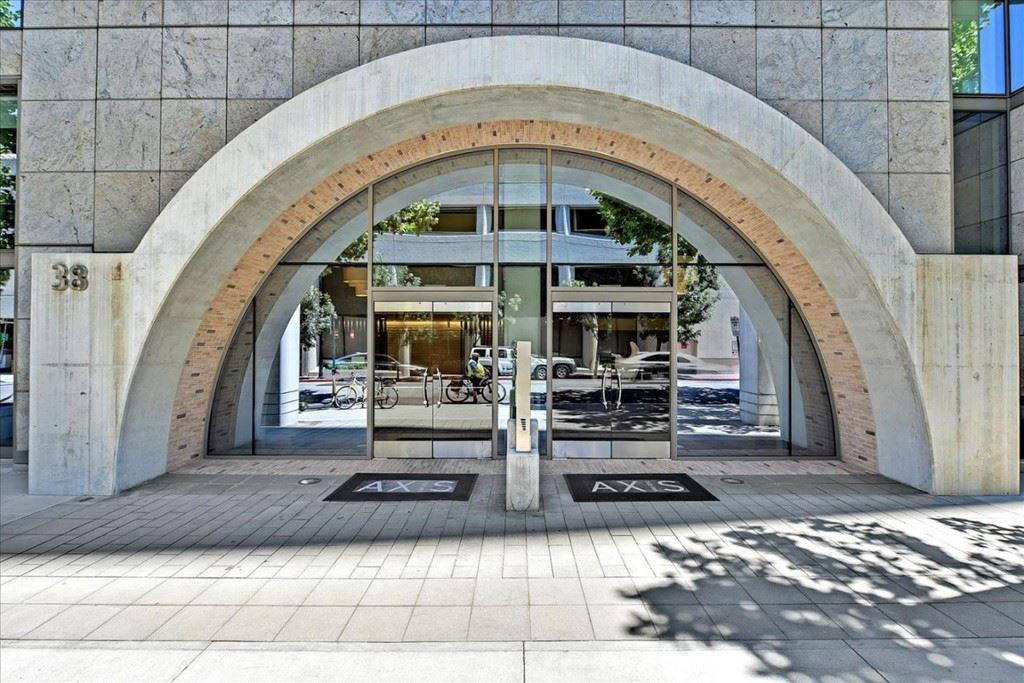 38 Almaden Boulevard #1202, San Jose, CA 95110 - #: ML81854171