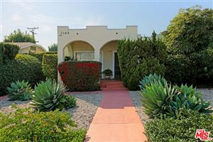 Photo of 1142 24TH Street, Santa Monica, CA 90403 (MLS # 18308172)