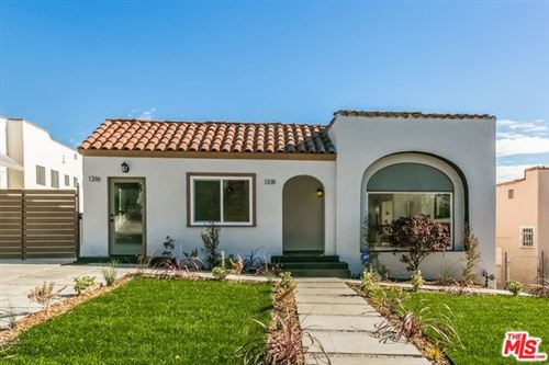 Photo of 1318 S HUDSON Avenue, Los Angeles, CA 90019 (MLS # 20554172)
