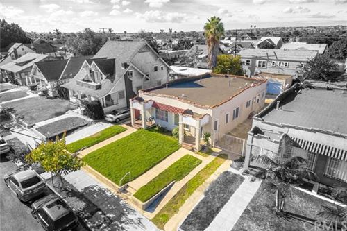 Photo of 4055 Brighton Avenue, Los Angeles, CA 90062 (MLS # OC19279172)
