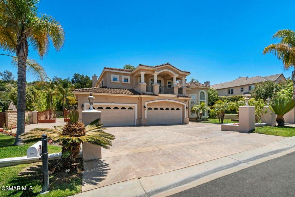 2286 Rambling Rose Drive, Camarillo, CA 93012 - MLS#: 221003173