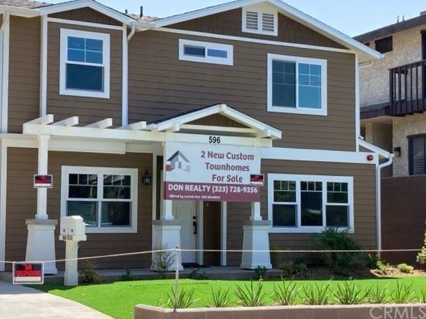 596 N Mar Vista Avenue, Pasadena, CA 91106 - MLS#: WS21176173