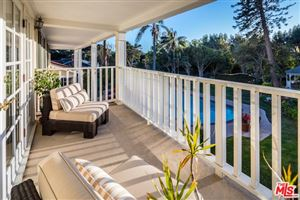 Tiny photo for 6509 WANDERMERE Road, Malibu, CA 90265 (MLS # 18317174)