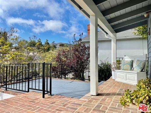 Photo of 736 MUSKINGUM Avenue, Pacific Palisades, CA 90272 (MLS # 21737174)