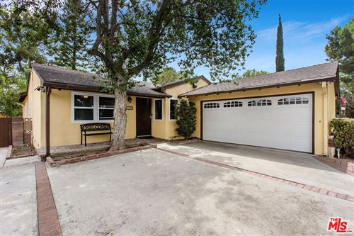Tiny photo for 7700 Wilbur Avenue, Reseda, CA 91335 (MLS # 21781174)