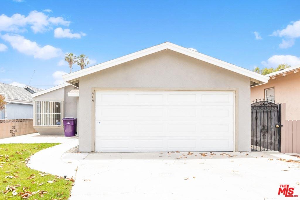 474 E Ellis Street, Long Beach, CA 90805 - MLS#: 21763174