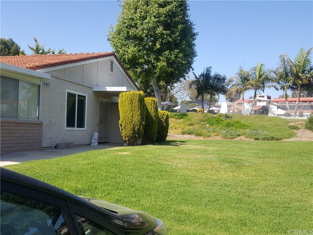 5367 Algarrobo #C, Laguna Woods, CA 92637 - #: OC21098174