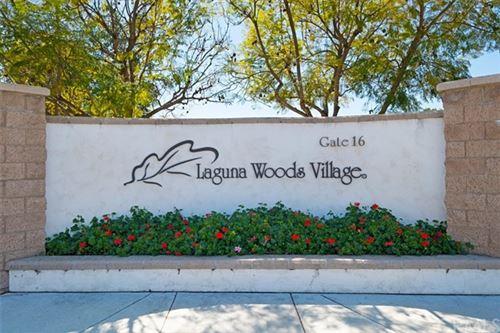 Photo of 248 CALLE ARAGON #B, Laguna Woods, CA 92637 (MLS # OC21027175)