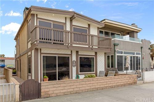Photo of 8 The Strand, Hermosa Beach, CA 90254 (MLS # SB21119175)