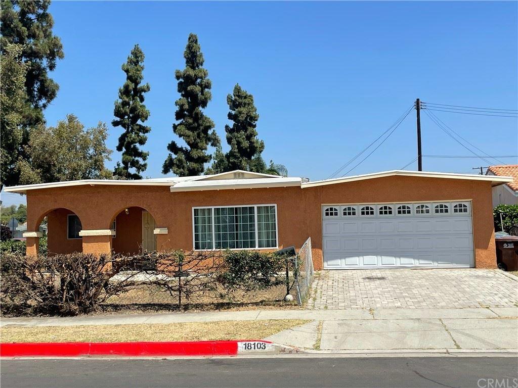 18103 Lanaca Street, La Puente, CA 91744 - MLS#: IV21175175