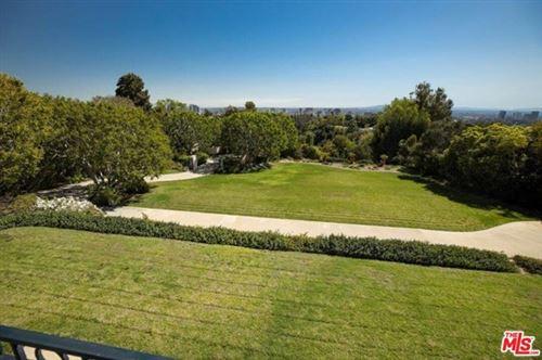 Photo of 655 FUNCHAL Road, Los Angeles, CA 90077 (MLS # 20581176)