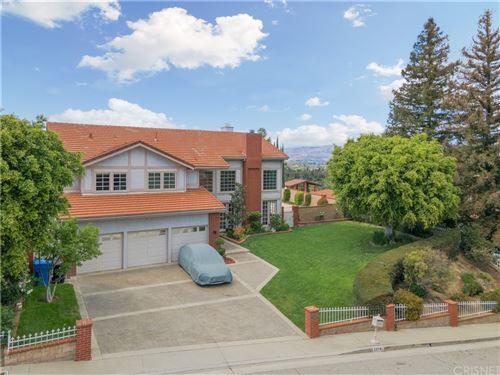 Photo of 22141 Alizondo Drive, Woodland Hills, CA 91364 (MLS # SR21160176)