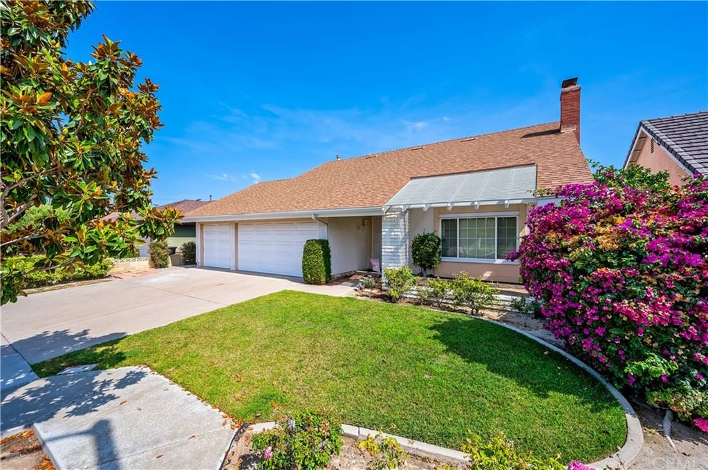 Photo of 5791 Comstock Court, Cypress, CA 90630 (MLS # OC21162176)