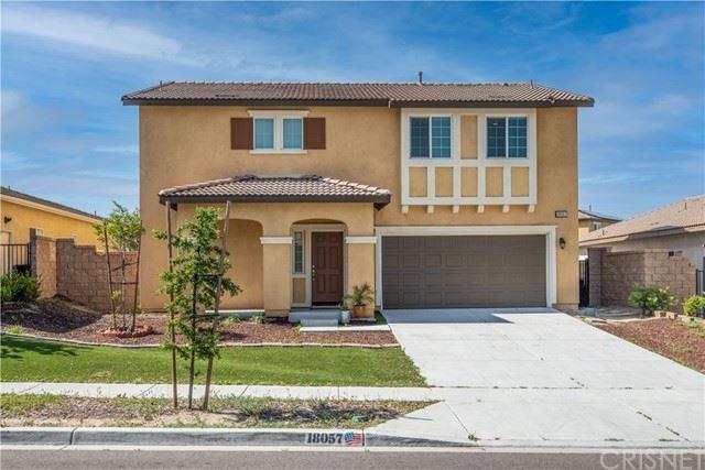 18057 Pokeroot Lane, San Bernardino, CA 92407 - #: SR21095176