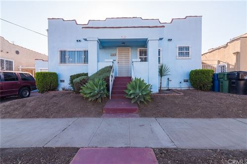 Photo of 307 S Osage Avenue, Inglewood, CA 90301 (MLS # CV21194177)
