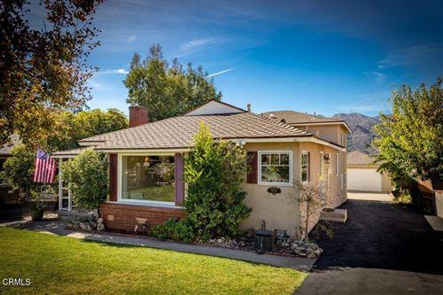 Photo of 3908 Vista Court, Glendale, CA 91214 (MLS # P1-7177)