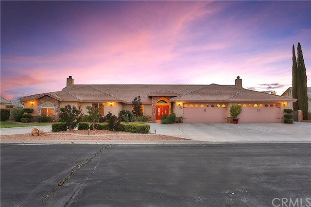 13338 Choco Road, Apple Valley, CA 92308 - #: EV20178177