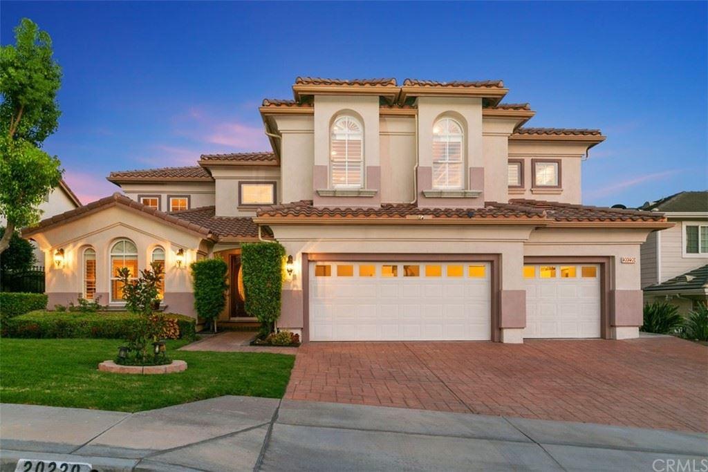 20220 Chandler Drive, Yorba Linda, CA 92887 - MLS#: OC21211177