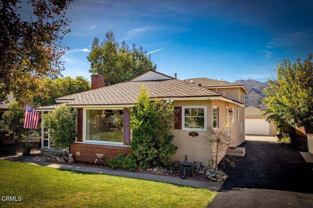 3908 Vista Court, Glendale, CA 91214 - MLS#: P1-7177