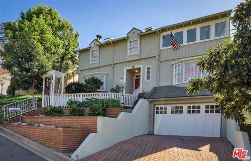 Photo of 5726 Spring Oak Terrace, Los Angeles, CA 90068 (MLS # 21694178)
