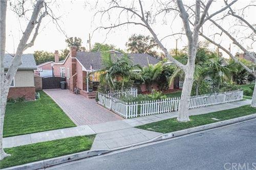 Photo of 321 S Lomita Street, Burbank, CA 91506 (MLS # BB21045178)