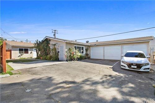 Photo of 125 N Fir Street, Orange, CA 92868 (MLS # OC21017179)