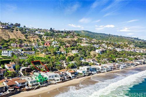 Photo of 21609 Pacific Coast Highway, Malibu, CA 90265 (MLS # SR20172179)