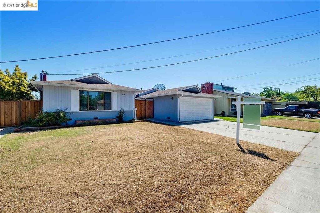 1548 HAMRICK LN, Hayward, CA 94544 - #: 40950179