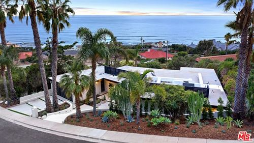 Photo of 11487 TONGAREVA Street, Malibu, CA 90265 (MLS # 20583180)