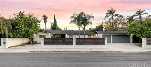 Photo of 17210 Killion Street, Encino, CA 91316 (MLS # SR21076180)