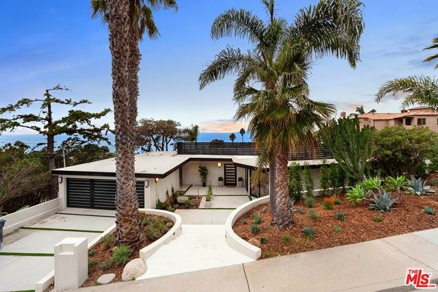 Photo of 11487 TONGAREVA Street, Malibu, CA 90265 (MLS # 20583180)
