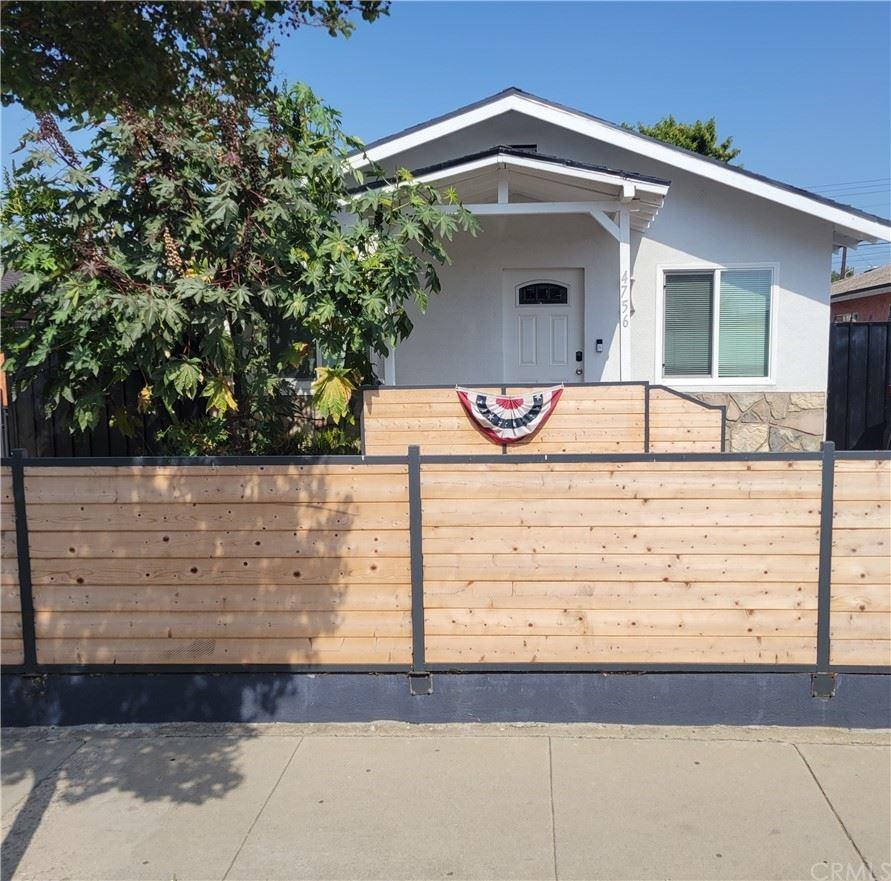 4756 Fir Street, Pico Rivera, CA 90660 - MLS#: DW21099180