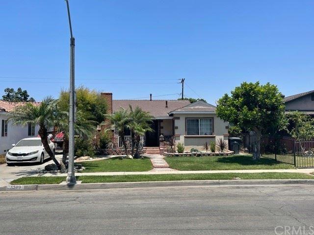 5349 Ledgewood Road, South Gate, CA 90280 - MLS#: DW21145180