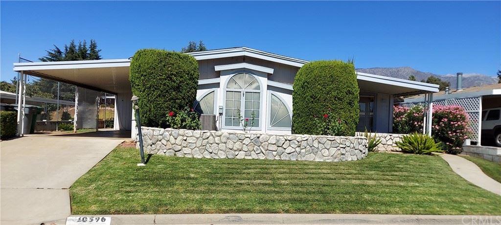 10596 Frontier Trail, Cherry Valley, CA 92223 - MLS#: EV21218180