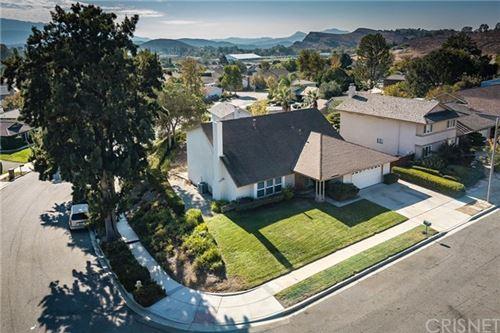 Photo of 3965 Verde Vista Drive, Thousand Oaks, CA 91360 (MLS # SR20225181)