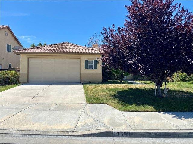 1520 Heather Hill Drive, San Jacinto, CA 92582 - MLS#: EV21092181