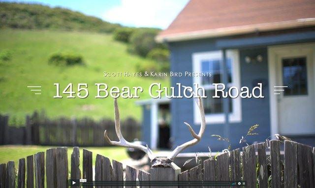 145 Bear Gulch Road, San Gregorio, CA 94074 - MLS#: ML81787181