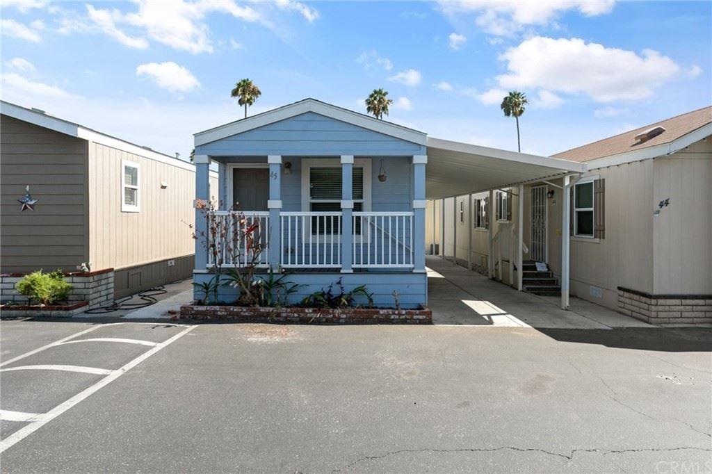 16540 Whittier Boulevard #45, Whittier, CA 90630 - MLS#: PW21180181