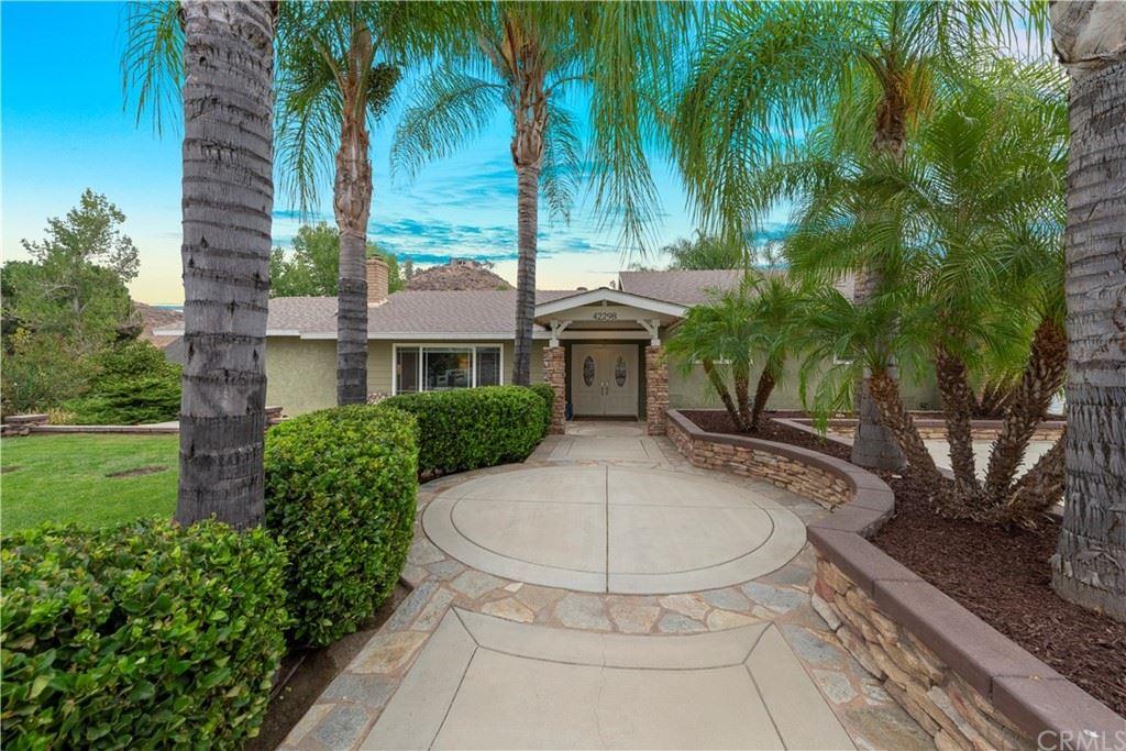 42298 Thornton Avenue, Hemet, CA 92544 - MLS#: SW21213181