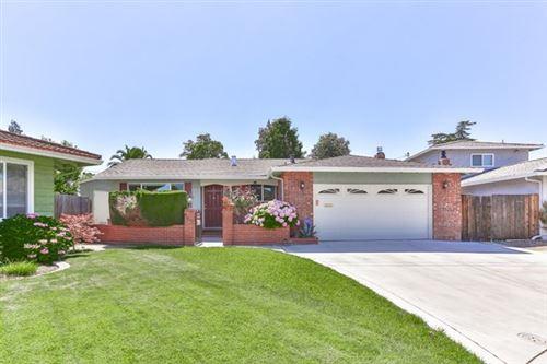 Photo of 4660 Blanco Drive, San Jose, CA 95129 (MLS # ML81799182)