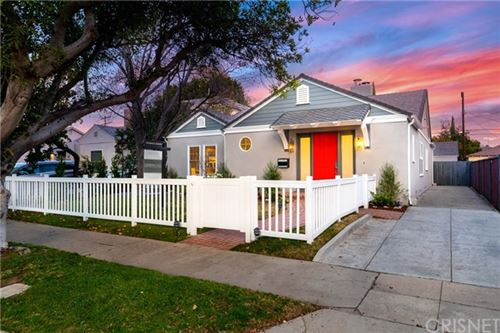 Photo of 4448 Tyrone Avenue, Sherman Oaks, CA 91423 (MLS # SR19287182)
