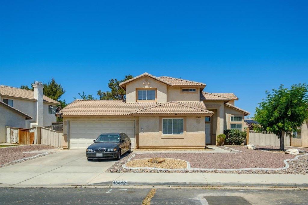 13412 Fox Point Road, Victorville, CA 92392 - #: 537182