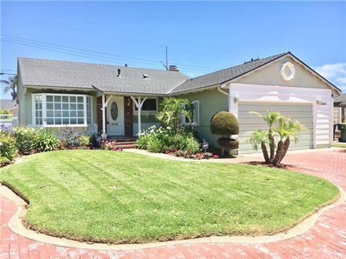 Photo of 21302 Marjorie Avenue, Torrance, CA 90503 (MLS # SB21125183)