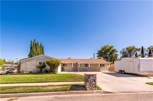 Photo of 1507 Hamilton Street, Simi Valley, CA 93065 (MLS # SR21159183)