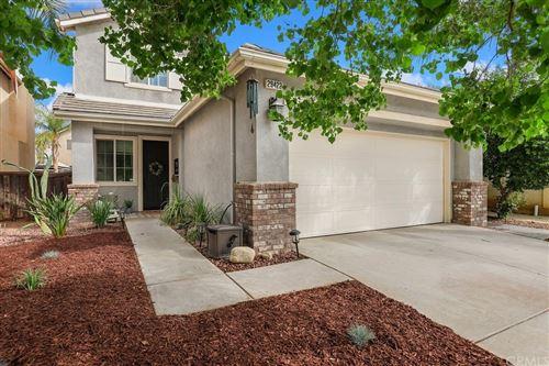 Photo of 29422 Grande Vista Avenue, Menifee, CA 92584 (MLS # SW21218183)