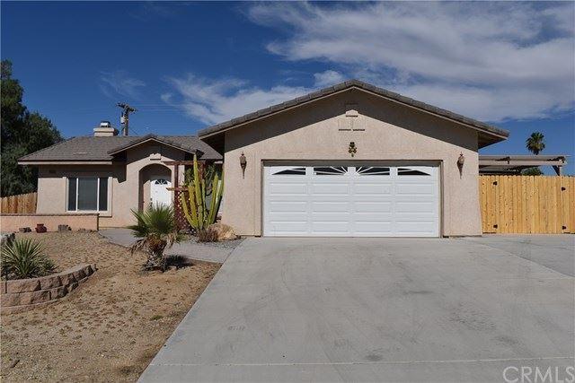 7535 Persia Avenue, Twentynine Palms, CA 92277 - MLS#: JT21086183